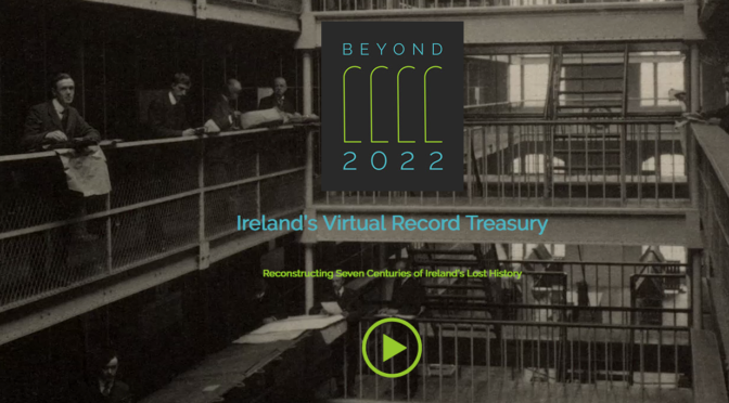 Beyond 2022 – Reconstructing the past